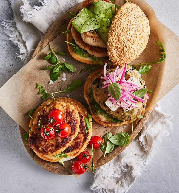 The Food Foundry | Free Range Chicken Products | Free Range Chicken Burgers