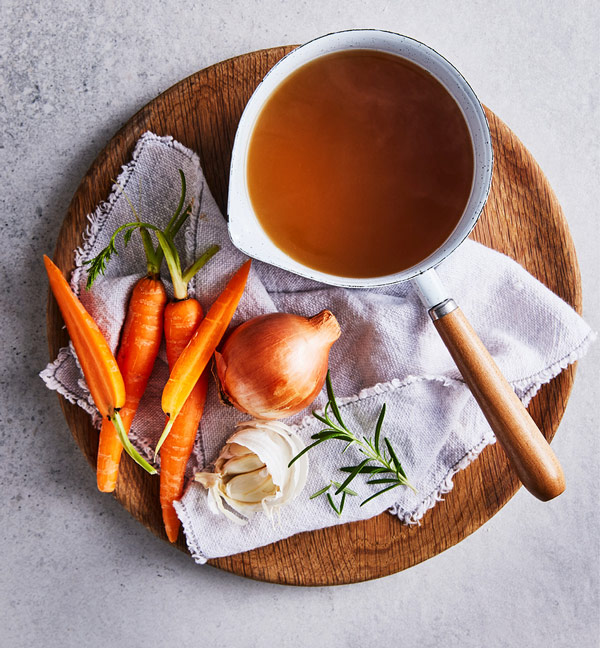 The Food Foundry | Sauces, Gravy and Stocks | Fresh free range chicken stock